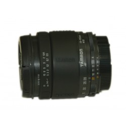 Objetivo Tamron 18-200mm...
